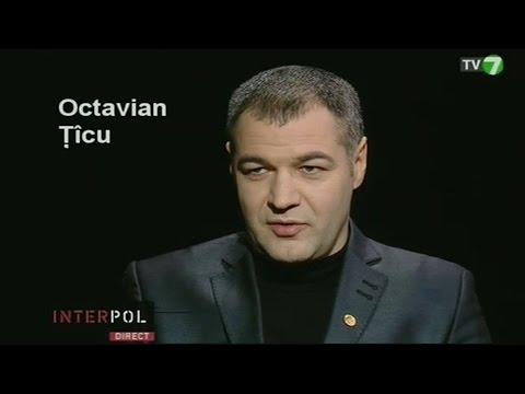 Interpol cu Octavian Țîcu