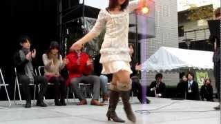 2011年11月27日に東京大学駒場キャンパスで行われた「ミス&ミスターコ...