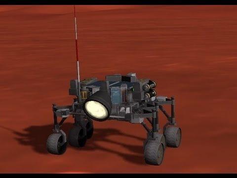 spacecraft rover firing - photo #45