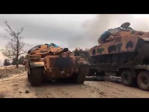 Войска Турции и