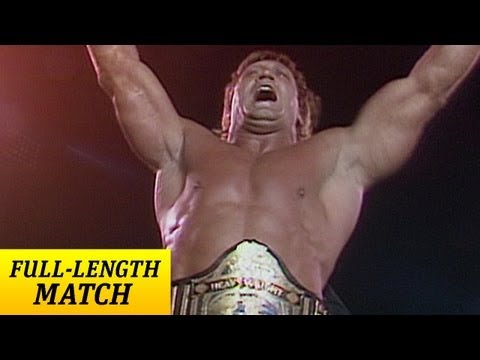 FULL-LENGTH MATCH - Hulk Hogan vs. Paul Orndorff