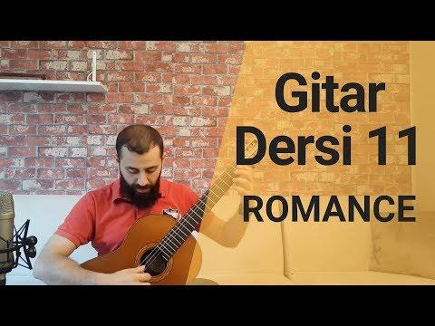 Romance Easy Gitar Dersi 11 | Kolay Versiyon