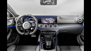 New Mercedes Benz AMG GT63 S 4 Door Edition 1 2019 - 2020 Review, Photos, Exterior and Interior