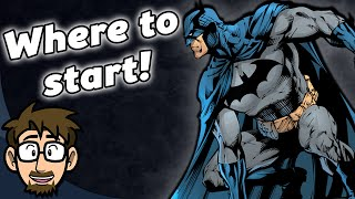 Where to Start Reading Batman - Comic Drake