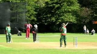 u19  cricket World cup -West Indies  v bangledesh january 17 2010