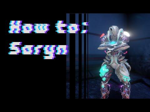 Warframe Saryn Guide