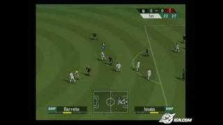 World Soccer Winning Eleven 8 International Xbox Gameplay