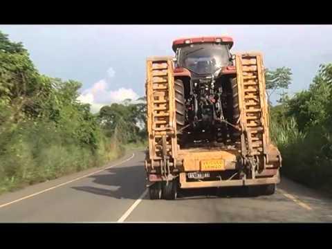 Reabilitação da estrada nacional 230(Luanda a Lunda-norte) - pt 1/2