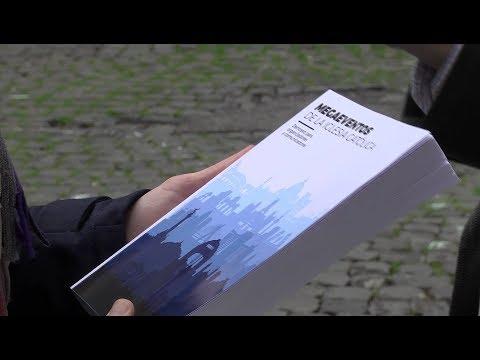 Lanzan libro sobre cómo organizar viajes papales y grandes eventos religiosos