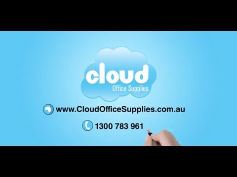 Cloud Office Supplies   Intro