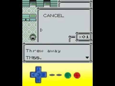 Pokemon Yellow Total Control Hack