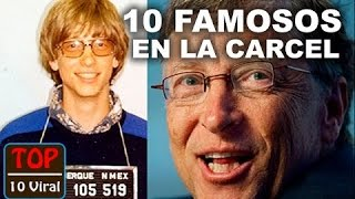 10 Celebrities Who Have Been in Prison !!!