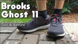 Brooks Ghost 11 test & review - A do-it-all running shoe