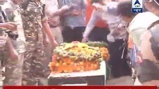 Raxaul bids tearful adieu to bsf martyr jitender singh