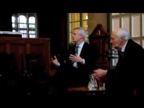 Tony Benn and David Davis: Civil Liberties debate