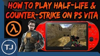 How To Play Half-Life & Counter-Strike On PS Vita! (vitaXash3D)