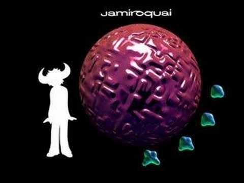 Jamiroquai - Everybody's going to the moon