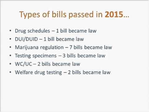 New State Drug Testing Laws It's Time to Get Caught Up Dec 2015