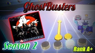 Roblox Robeats | Ghostbusters (Remix)[Normal] FC Run Rank A+ First Try