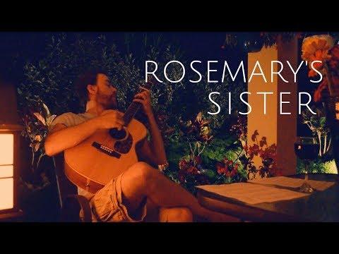 Rosemary's Sister - Folk Fingerstyle Guitar