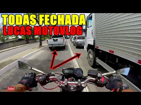 SÓ FECHADAS DO LUCAS MOTOVLOG