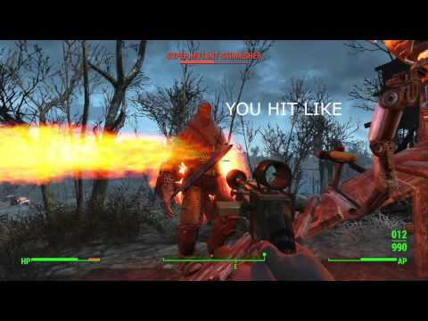 Fallout 4: Shenanigans of the Commonwealth
