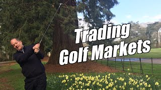 Peter Webb - Bet Angel - Trading golf markets on Betfair