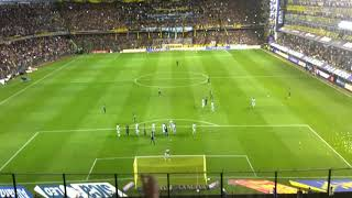 Gol de Pablo Pérez- Boca Juniors VS Talleres de Córdoba.