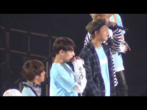 161129 BTS JAPAN OFFICIAL FAN MEETING VOL.3 in Tokyo DAY2 Young Forever(JP Ver.) Jungkook Focus