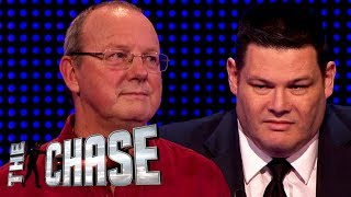 The Chase | Dave's £3,000 Solo Final Chase Against The Beast
