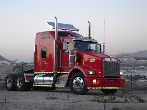 Gta San Andreas Kenworth T800 Centenario - YouTube