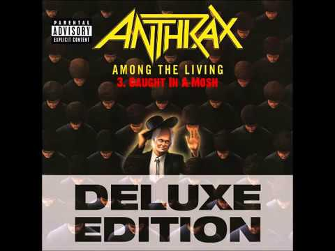 THE TOP 20 BEST ANTHRAX SONGS EVER MADE [HQ | HD Picture / Sound]