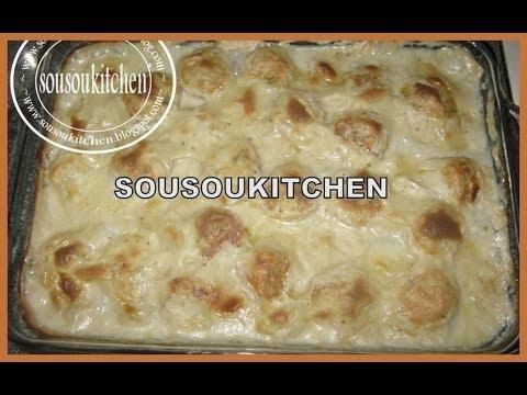 recette-de-gratin-de-poisson/fish-gratin-with-bechamel-sauce/-sauce-béchamel-sousoukitchen