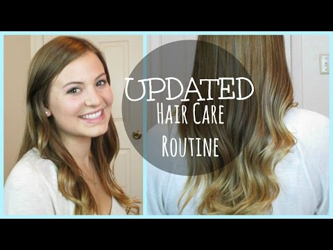hair-care-routine⎮dry-color-treated-hair
