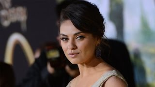 Why Everyone's Talking About Mila Kunis