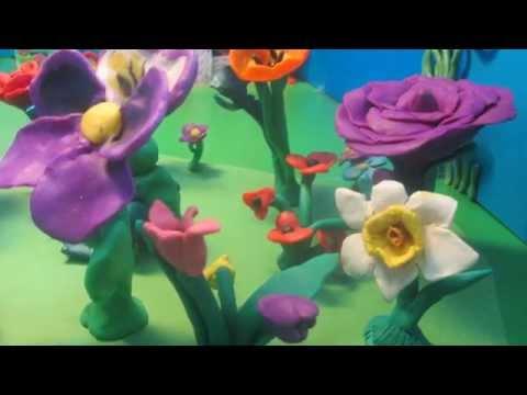 Стихи, загадки и легенды о цветах