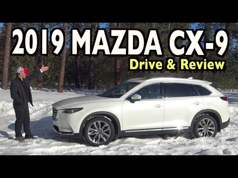 Reason FOR and AGAINST: 2019 Mazda CX-9 Review on Everyman Driver