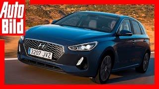 AUTO BILD Fahrbericht Hyundai i30 2017 Der Golf Gegner Review Test