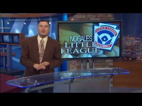 Nogales (AZ) Team Wins 2014 Little League World Series:Paul Cicala & Richie Melby Anchoring