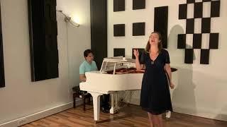 """""""Spiel' ich die Unschuld vom Lande"""" - Arie der Adele aus """"Die Fledermaus - Hedwig Ritter"""
