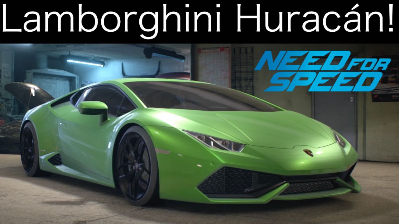 nfs 2015 lamborghini hurac n customization test drive. Black Bedroom Furniture Sets. Home Design Ideas