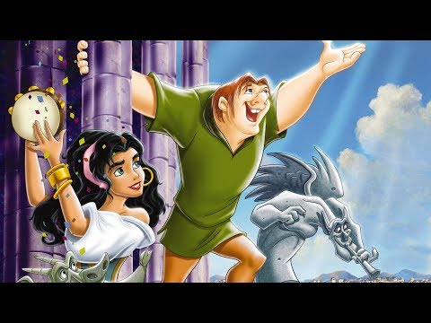 Hunchback of Notre Dame (Disability Rights)