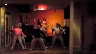 Lose Control DWA Dance Rehearsal