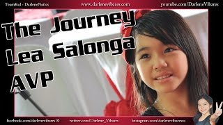 Lea Salonga - The Journey AVP for Darlene