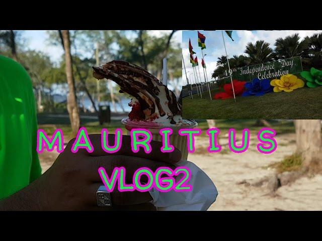 MAURITIUS VLOG! #2 BEAUTIFUL SUNSETS / HUGE POOL