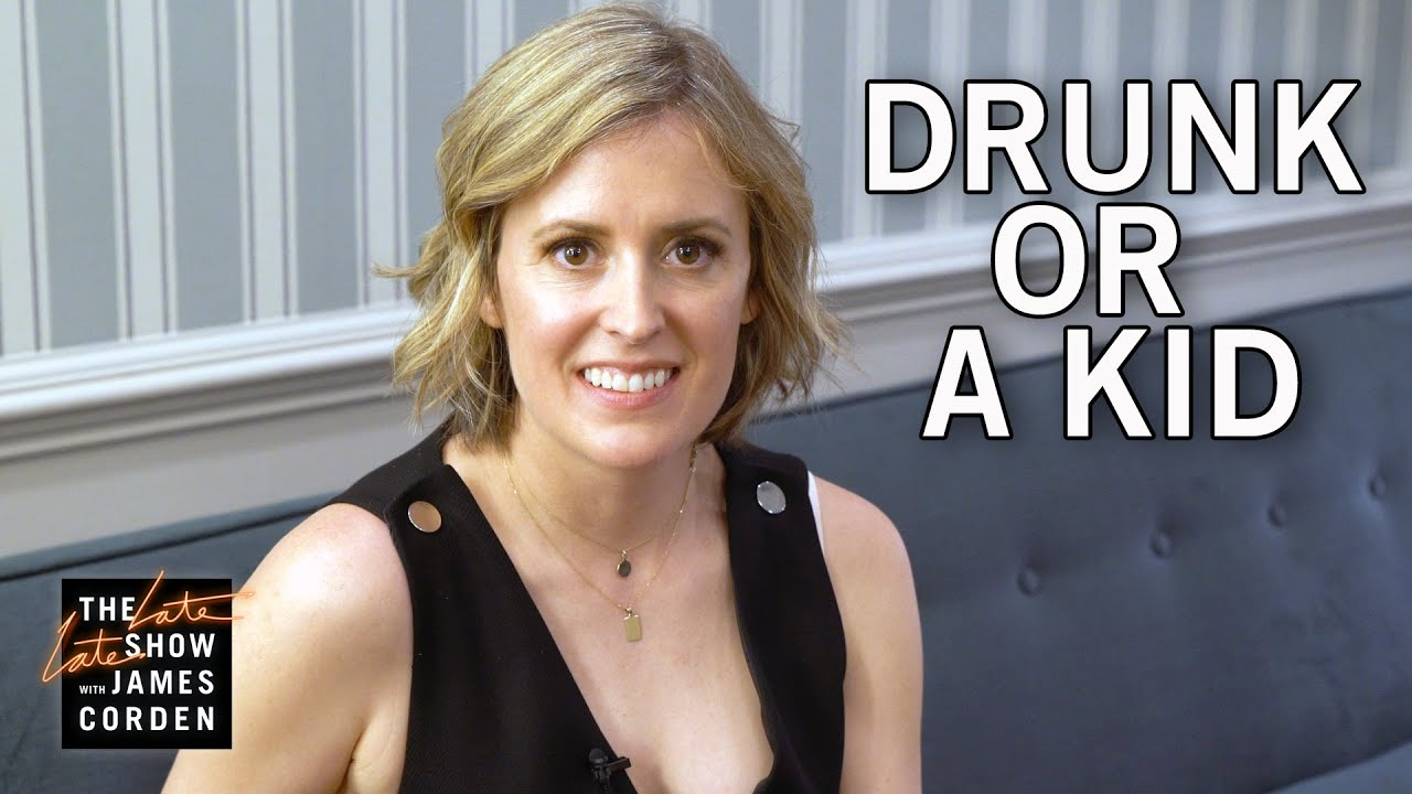 Sarah Tollemache Plays 'Drunk Or A Kid'