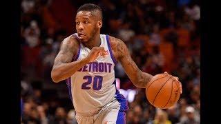 Detroit Pistons Convert Dwight Buycks to Standard Contract