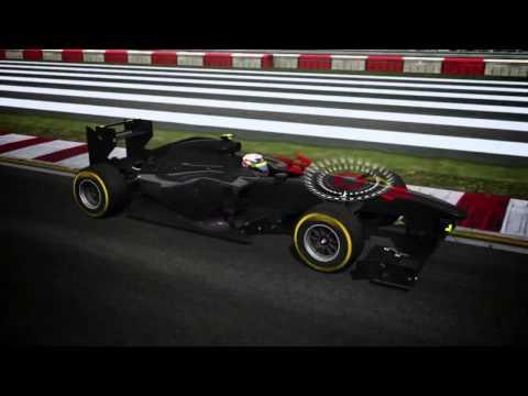 ピレリ 2012年 F1 レギュレーション解説