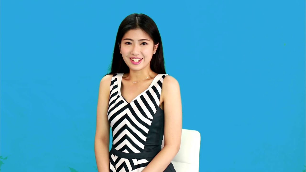 Omi Kwong鄺芷凡廣東話自我介紹(第17屆國際旅遊小姐2013 (香港) - 冠軍) - YouTube