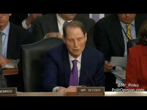 Suffering Succotash - Attorney General Jeff Sessions and Sen. Ron Wyden @Mr_Pinko VIDEO